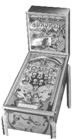 What is a Pinball Machine?